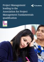 APM Project Management for Communicators Course Brochure