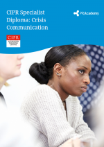 CIPR Specialist Diploma Crisis Communication Brochure