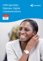 CIPR Specialist Diploma: Digital Communications Brohcure