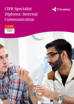 CIPR Specialist Diploma in Internal Communication Brochure Cover