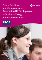 PRCA Change Management and Communication Diploma Course Brochure
