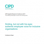 CIPD paper on Employee Voice