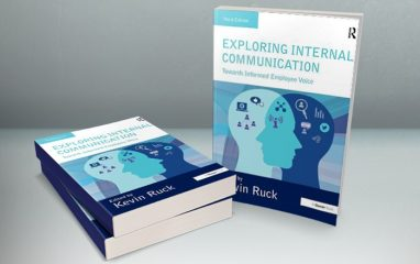 Exploring Internal Communication book