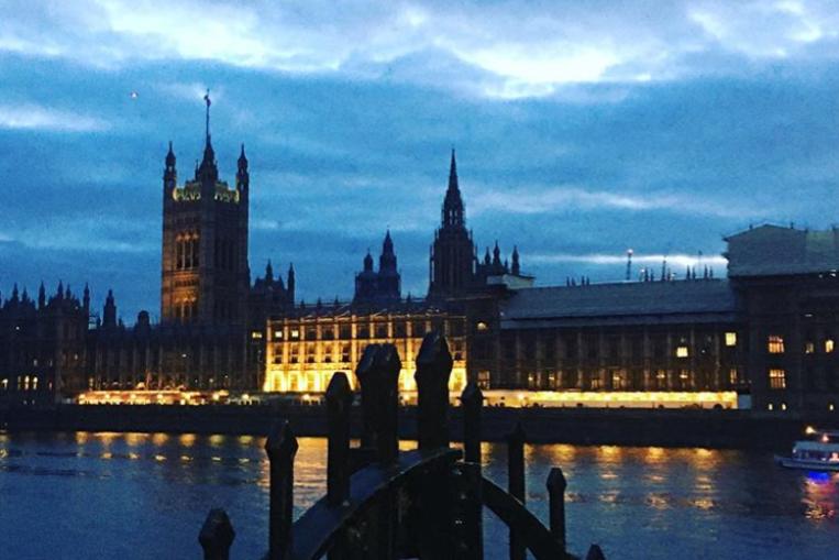 Westminster Alex Woolfall @woolfalex