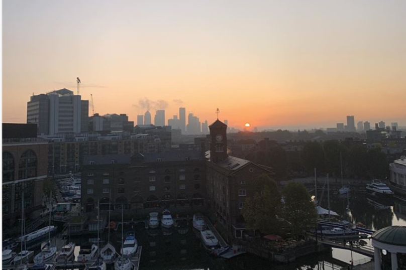 Morning London (@rich_millington on Instagram)