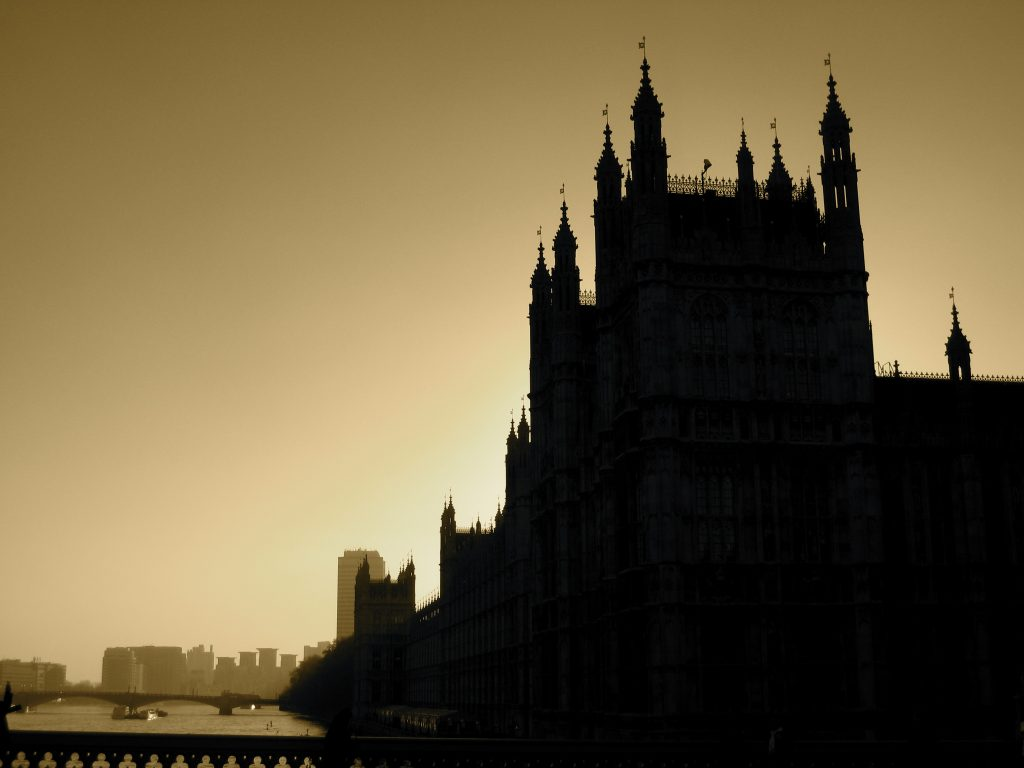 Palace of Westminster (Joseph Sharp)
