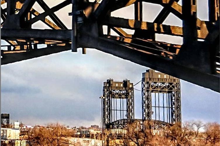Bridges, Newark, New Jersey @tonylangham