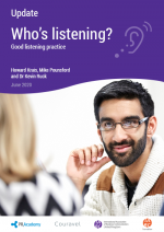 Who's Listening? Report Part 2