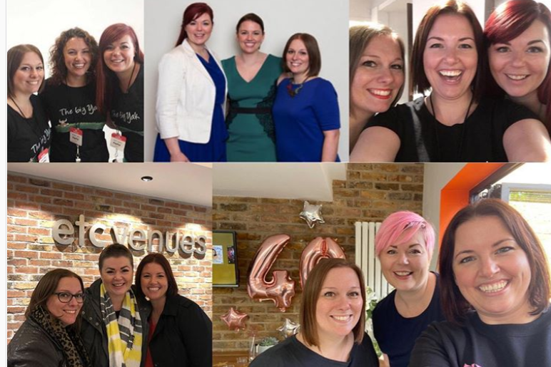 @jennifield This is 11 years of friendship and 8 years of The IC Crowd which celebrates its birthday this weekend. I never imagined such a friendship would blossom when we started chatting as three people working in internal comms @danaleeson @rachelallthingsic