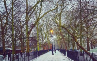 Highbury Fields @onecarlie