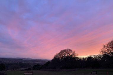 Sunset @SoarklyPinchy