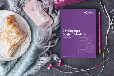PR Place Guide to Developing A Content Strategy