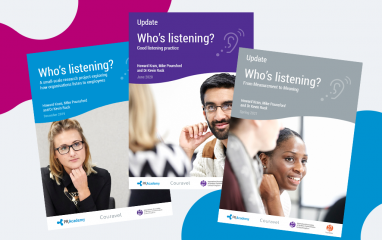 Who's Listening Reports 1, 2 and 3