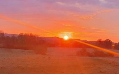 Sunrise @lisamcgaulay