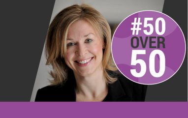 Mary Whenman #50over50