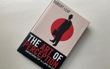 The Art of Perception, Robert Leaf