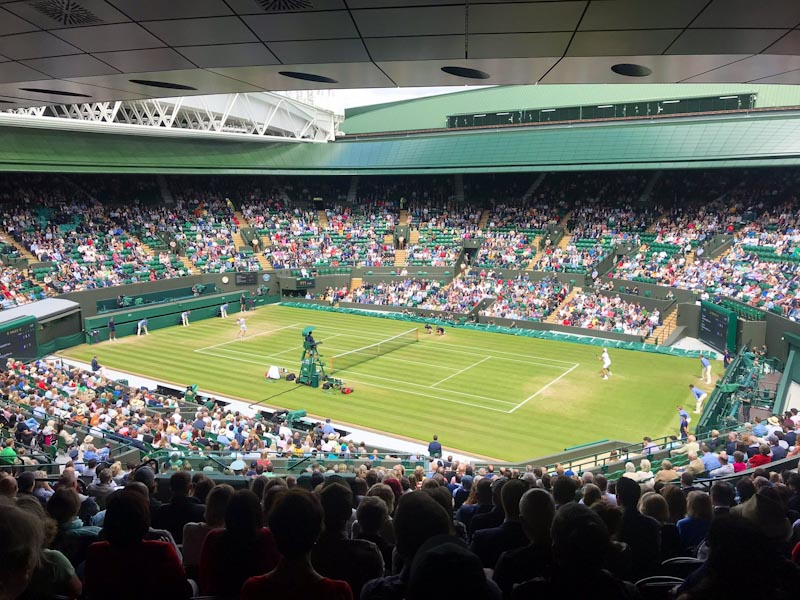 Into 3rd set  @denis_shapo  v  @karenkhachanov  - it's SO close  @Wimbledon  #Wimbledon 👊 @iain_w_anderson on Twitter