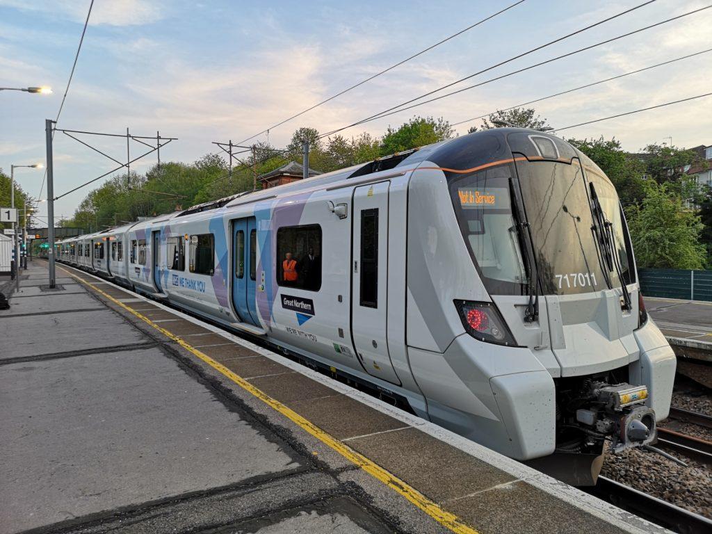 Photo from Govia Thameslink Railway (GTR)