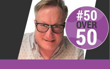 Alan White 50 over 50