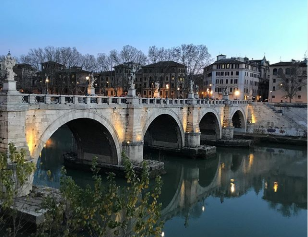 Rome. Photo by Abi Bunce (@abibunce on Instagram)