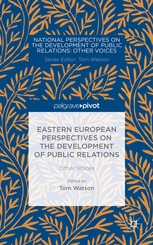 Professor Tom Watson's seven-book National Perspectives on the Development of Public Relations series