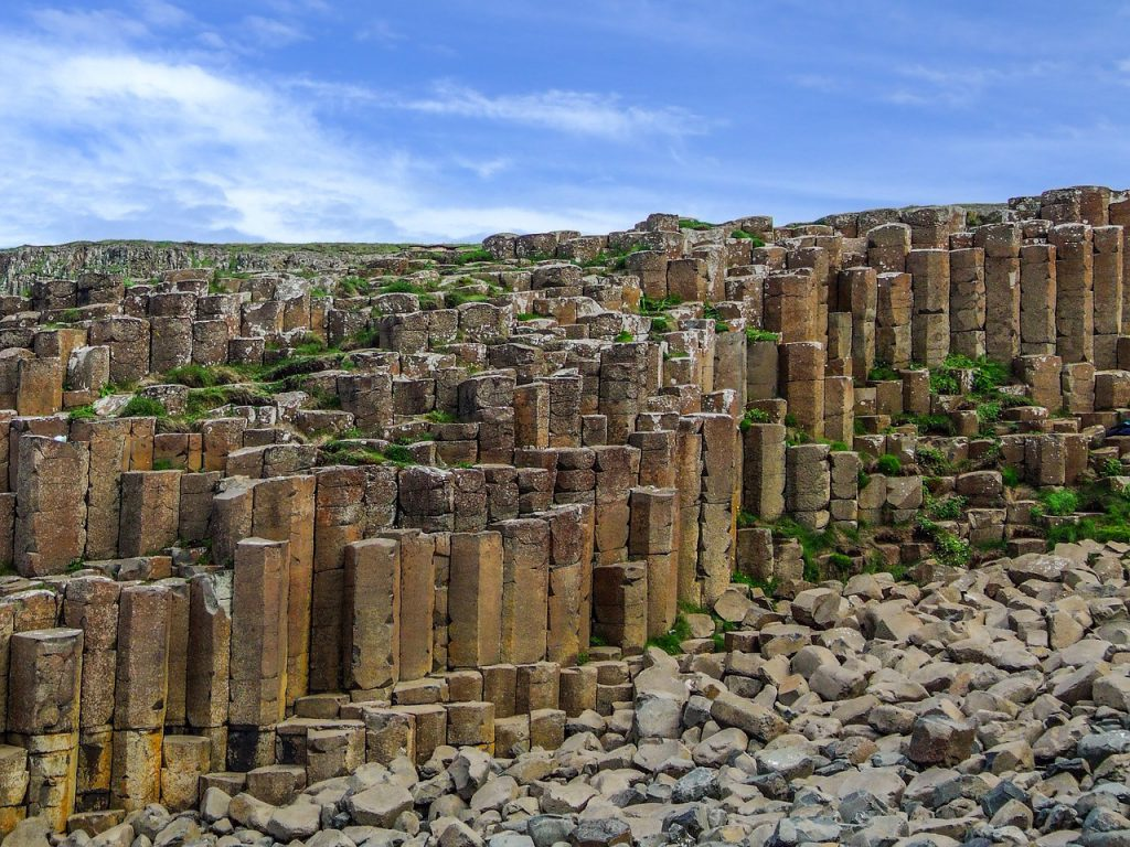 Giant's Causeway, PaulHampshire, Pixabay (Creative Commons)