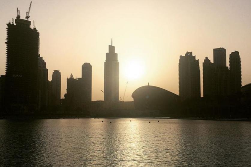 Dubai @lizzlydavies on Instagram