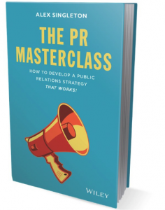 'The PR Masterclass' by Alex Singleton