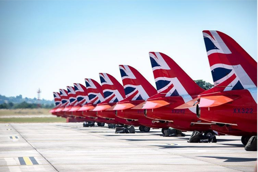 Red Arrows @michaelwhite1