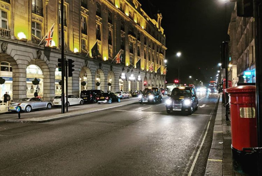 The Ritz London @drewbenvie