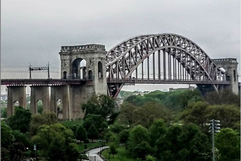 Love the bridges of New York... @tonylangham